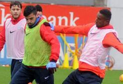 Trabzonsporda Bursaspor maçı öncesi savunmada sıkıntı yaşanıyor