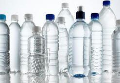 Pet şişeler yasaklanıyor