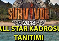 Survivor 2018 yarışmacıları - All star kadrosunun tanıtımı yayınlandı