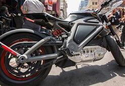 Harley Davidsonın ilk elektrikli motosikleti 2019da piyasaya çıkacak