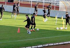 Adanasporda Şanlıurfaspor hazırlıkları