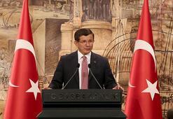 Başbakan Davutoğlundan önemli açıklamalar