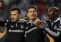 Beşiktaş lige kaldığı yerden devam etmek istiyor