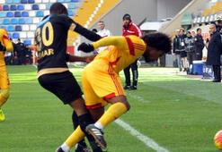Kayserispor-Osmanlıspor: 1-0