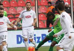 Akhisar Belediyespor-Torku Konyaspor: 0-2