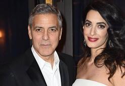 Amal Clooney: George Clooneyle evlilik IŞİD'le mücadeleye yardım ediyor
