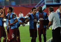 Trabzonspor sahasında geçit vermiyor