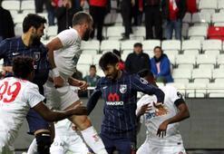 Antalyaspor 1 - 2 Medipol Başakşehir