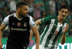 Beşiktaş ile Bursaspor 98. randevuda