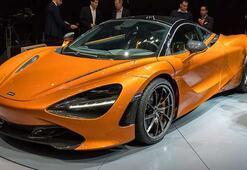 McLarenin yeni modeli 720Si kullanıcılar tasarlayacak