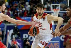 CSKA Moskova-Galatasaray Odeabank: 85-69