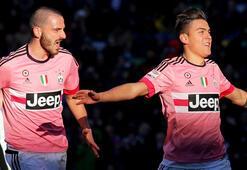 Juventus üst üste aldığı galibiyetlerle ligde 2. sıraya yükseldi