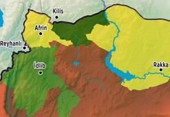 Afrin harekatı ile teröristlere 200 milyon dolarlık darbe vuruldu