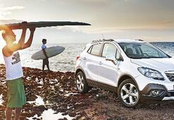 Opel Mokka ile Avrupa'da küçük SUV'un öncüsü olacak