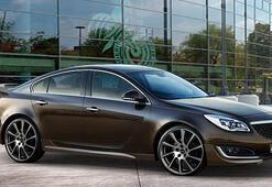 Opel Insigniaya Irmscher dokunuşu
