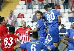 Çakur Rizespor ile Antalyaspor 16. randevuda
