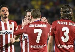 Atletico Madrid, zirvedeki yerini korudu