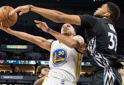 Warriors, son 6 maçında 4. kez yenildi