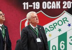 İşte Bursasporun yeni başkanı