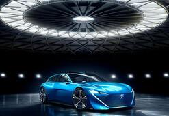 Peugeot Instinct Concept ile bambaşka bir sürüş modu...