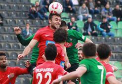 Denizlispor-Boluspor: 3-2