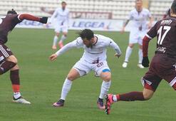 Bandırmaspor-Elazığspor: 1-2