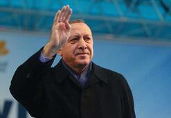 Cumhurbaşkanı Erdoğan: Hepsine sesleniyorum...