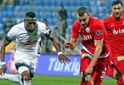 Çaykur Rizespor - Antalyaspor: 1-2