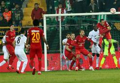 Teleset Mobilya Akhisarspor - Kayserispor: 1-0