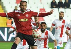 Sivasspor - Balıkesirspor: 1-1