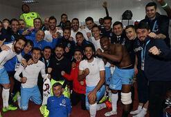 Trabzonspordan müthiş seri