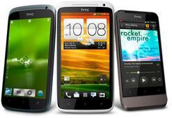HTC One X karşınızda
