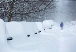 ABDde kar ve tipi nedeniyle olağanüstü hal ilan edildi