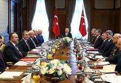 Savunma Sanayii İcra Komitesi Erdoğan başkanlığında toplandı
