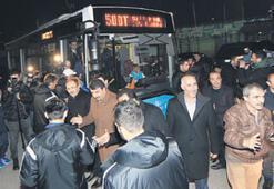 500T ile Kadıköy'e