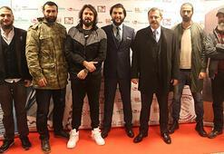 Diriliş Ertuğrul oyuncularından Mehmet Akif'e destek