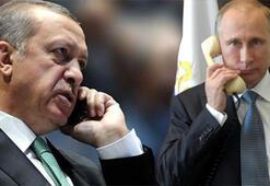 Son dakika... Erdoğan Putin ile görüştü
