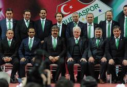 Bursasporda görev dağılımı