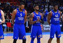 Anadolu Efesin konuğu Maccabi Fox