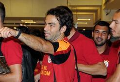 Galatasaray Eskişehire gitti