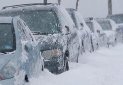 ABD kar fırtınasıyla sarsıldı 10 ölü