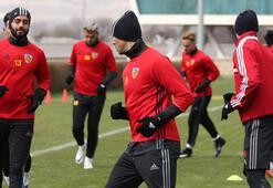 Kayserisporda Gaziantepspor maçı hazırlıkları