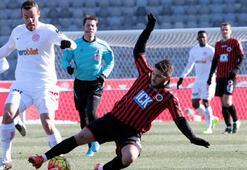 Gençlerbirliği-Antalyaspor: 1-0