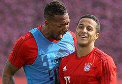 Bayernde Jerome Boateng 3 ay yok