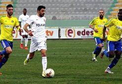 Şanlıurfaspor-Karşıyaka: 1-0