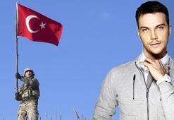 Sinan Akçıldan Mehmetçik için özel şarkı