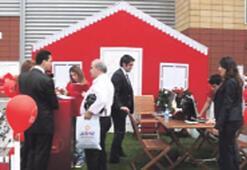 Akbank'tan  Büyük Kırmızı Ev