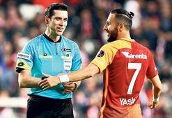Eskişehir-Göztepe maçı Ali Palabıyıkın
