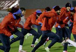 Trabzonspor kupada oynayacağı Gaziantespor maçına odaklandı