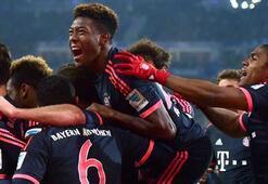 Bayern Münih 8 puan farkı korudu